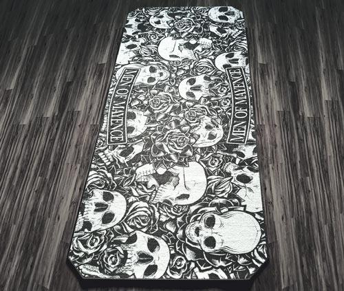 BIKERUG Teppich Muster 02
